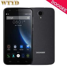 Оригинал DOOGEE Valencia 2 Y100 Plus 5.5 «Android 5.1 Смартфон MT6735 Quad Core 1.0 ГГц ROM 16 ГБ RAM 2 ГБ GSM & WCDMA и FDD-LTE