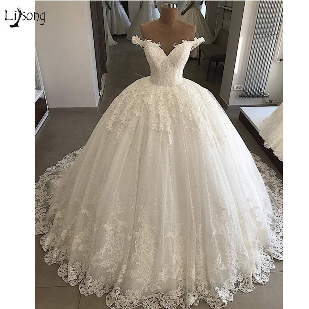 fcfc580d594 top 10 most popular robe de mariage traine cristal list and get free ...