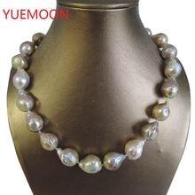 100% натуральная флейта ожерелье и браслет подходит 14 17 мм