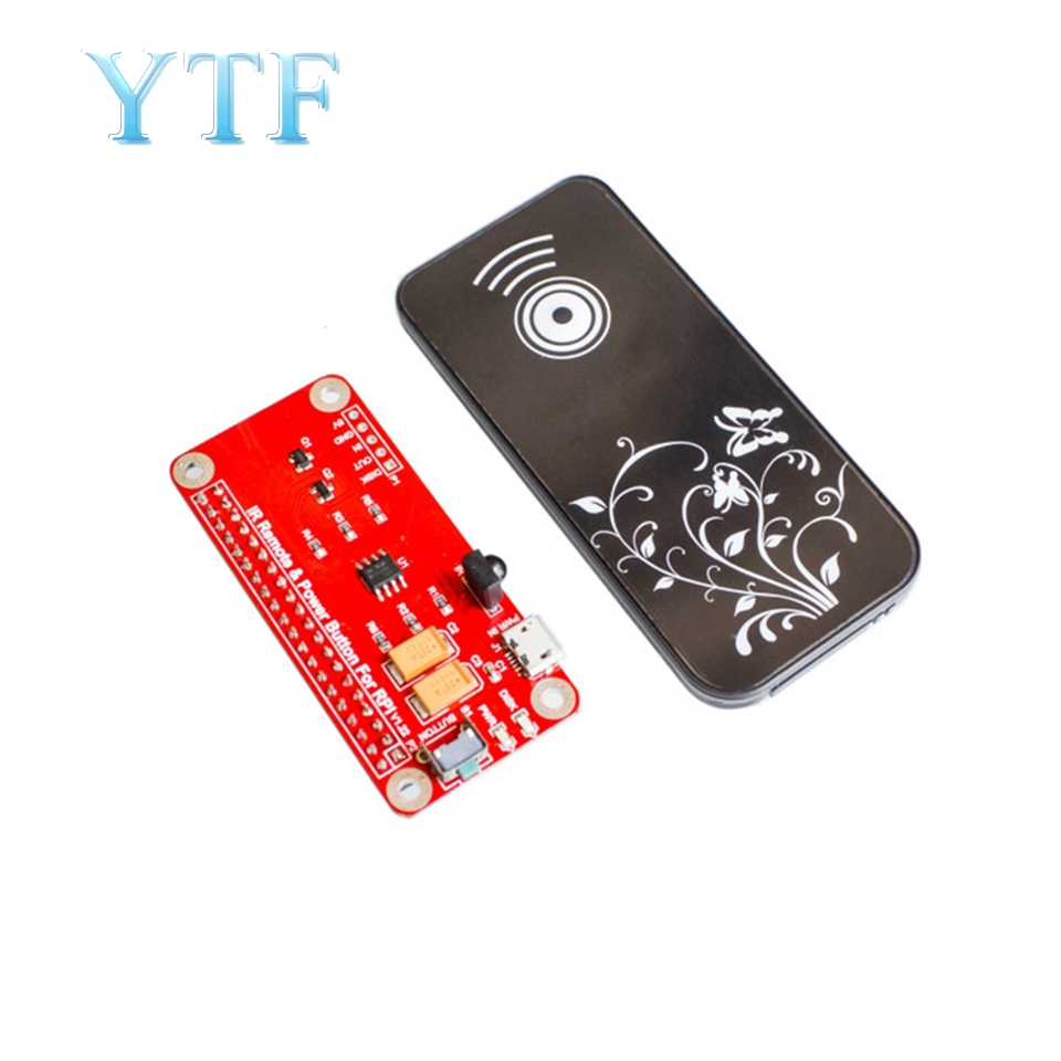 Raspberry Pi 2/3 Zero B Remote Switch V2.02 Control Module Power Control Board