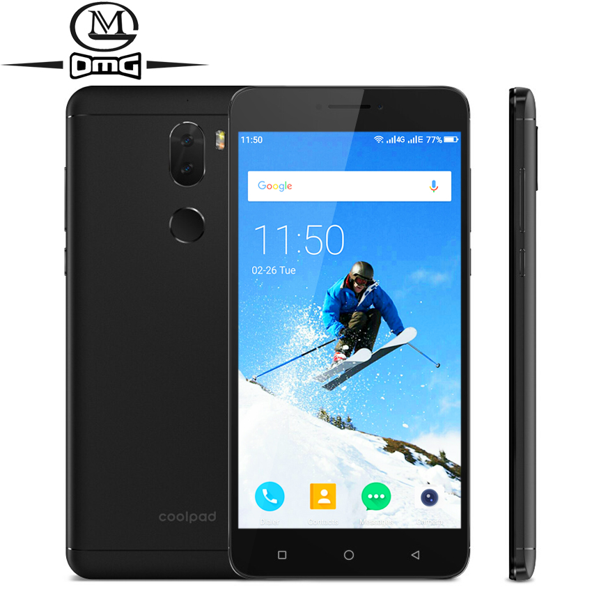 Cellphones & Telecommunications Straightforward Coolpad Cool Play 6 Play Cool6 6gb+64gb 4g Lte Smartphone Msm8976sg Octa Core 5.5 1920*1080p 13.0mp 4060mah Mobile Phone