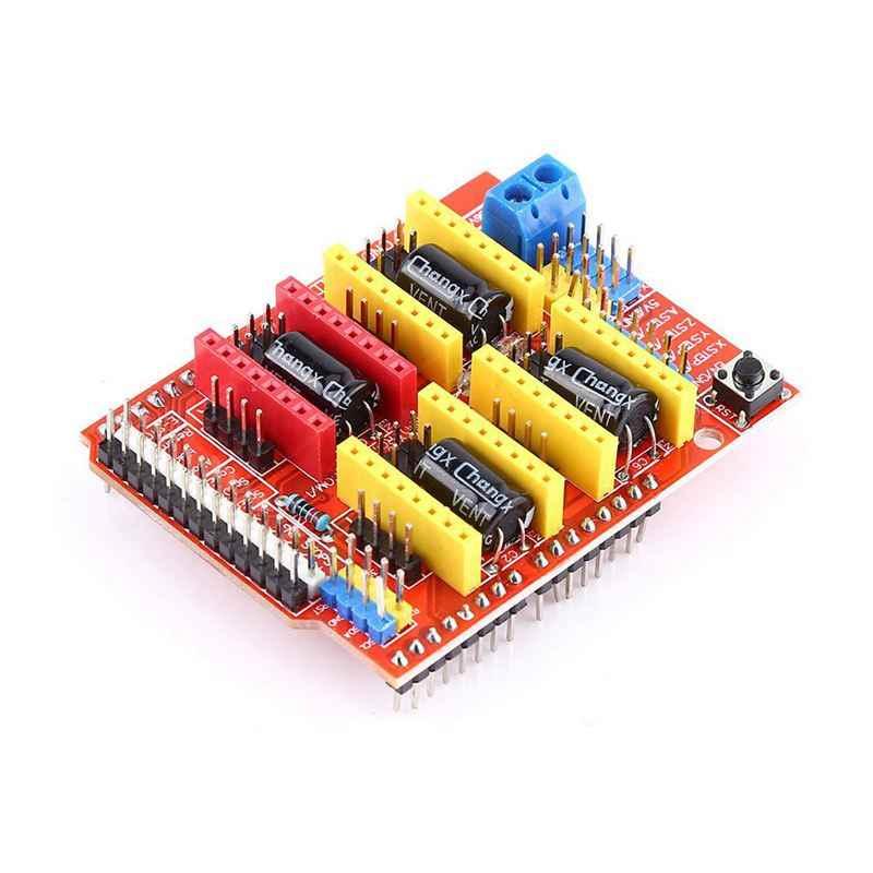 3D CNC シールドボード uno R3 + 4 個 A4988 Arduino 3D プリンタ用