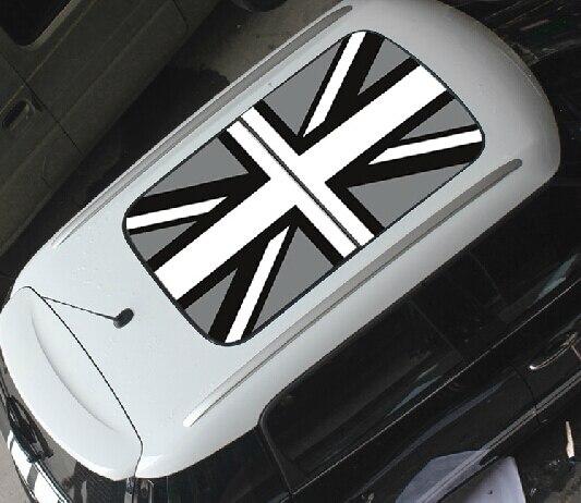 Aliexpresscom Buy MINI Car Roof Sticker Clubman Countryman Sun - Bmw mini roof decals