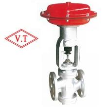 Automatic Diaphragm type ON-off Control Valve (pneumatic steam valve)(VT)