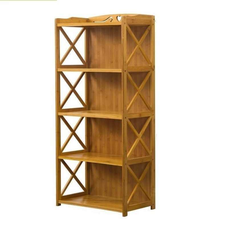 Madera Bureau Meuble дальномер настенный Oficina Boekenkast мобильный стеллаж Decoracion Librero Libreria мебель ретро-книга полка чехол