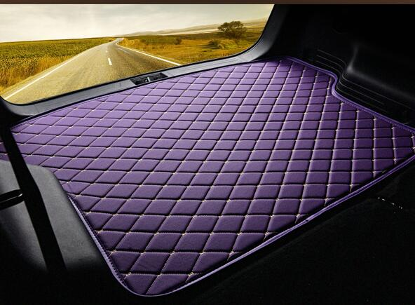 Trunk mat Special car Wear and scratch resistant for Honda CRV Bin Chi XRV trunk mat автомобильная ключница cool wind crv xrv