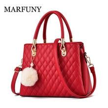 Ladies Hand Bags Famous Brand Bags Logo Handbags Women Fashion High Quality Fur Ball PU Leather Pochette Shoulder Bag Women Bags стоимость