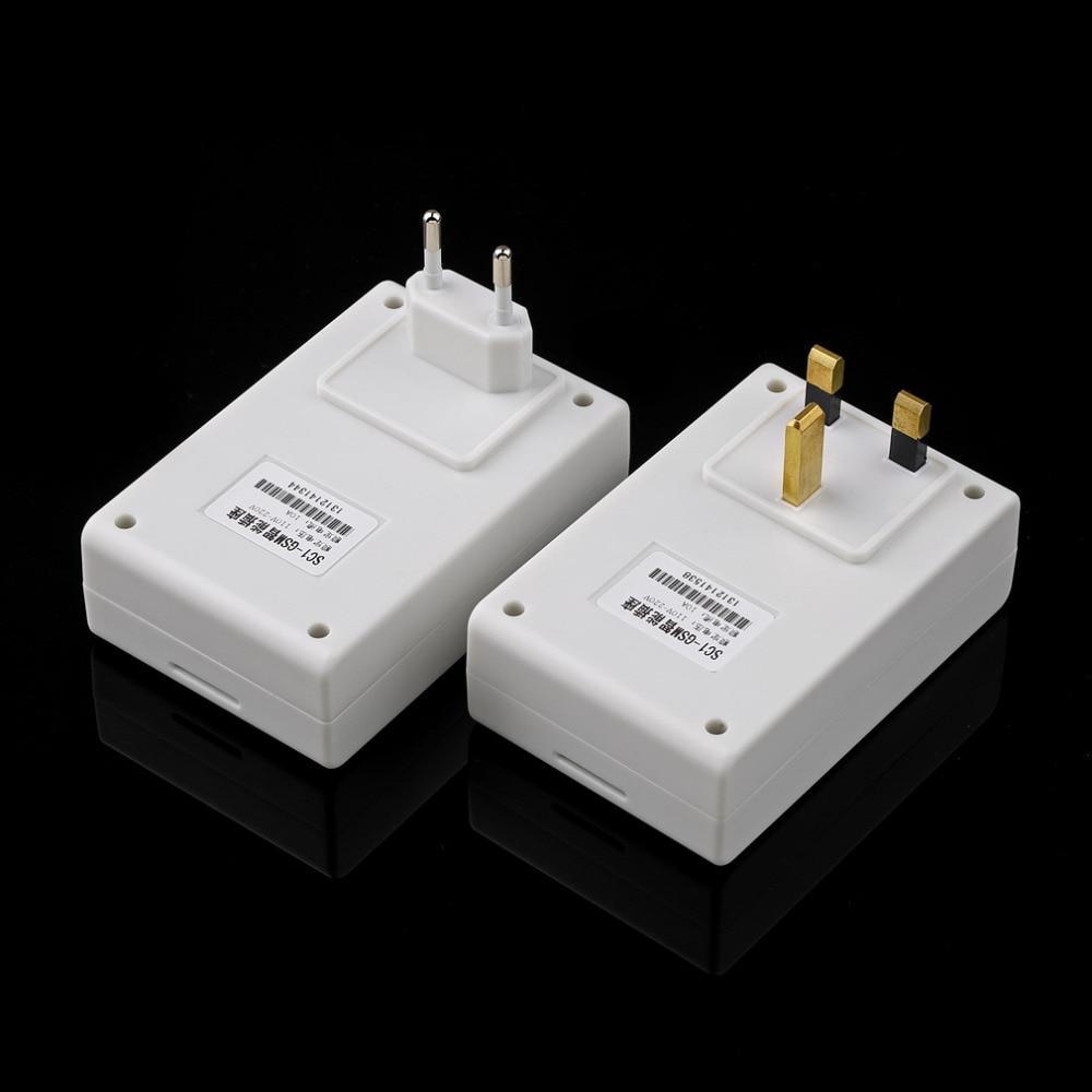 Newest 220v 2200W UK EU Plug Cellphone Phone PDA GSM RC Remote Control Socket Power Smart Switch interruptor