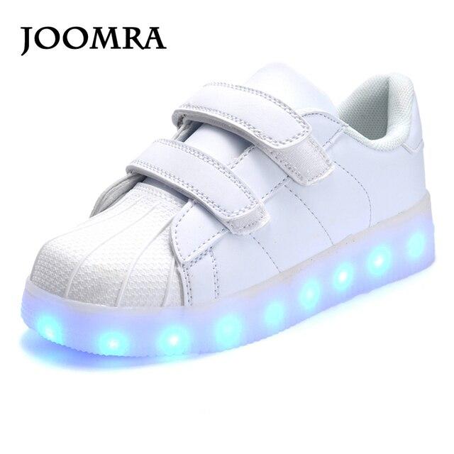 Детей Носок Оболочки USB Аккумуляторные СВЕТОДИОДНЫЕ Светящиеся Обувь, удобные Детские Развлекательные Скейтбординг Seakers Для Мальчиков И Девочек