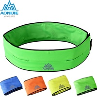 AONIJIE S/M/L   Running   Waist Bag For Mobile Phone, Women Men Sport Waist Pack Elastic Gym   Running   Waist Belt   Running   Accessories