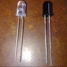 02-56 10pairs 3mm Infrared Transmitting Tube Emitting Diode +infrared Receiver Tube EACH 10PCS