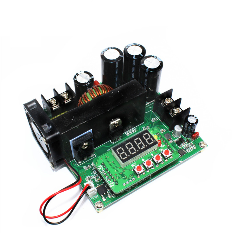 B900W Input 8-60V to 10-120V 900W DC Converter High Precise LED Control Boost Converter DIY Voltage Transformer Module Regulator bo zhang multi terminal high voltage converter
