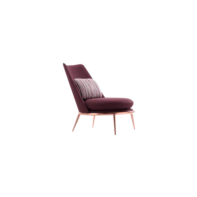 Cadeiras Leisure Chair Sedie 2017 Promotion Leisure Chair Modern Metal No New Design Living Room Reclining Lounge Chairleisure