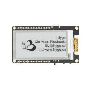 Image 3 - Ttgo t5 v2.3 wifi módulo sem fio bluetooth esp32 placa de desenvolvimento da tela tinta