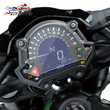 Cluster Scratch Protection Film Screen Guard Protector for 2017 2018 Kawasaki Z900 Z650 Motorcycle Accessories 2 set cluster scratch cluster screen protection film protector for ktm duke 390 duke 2017 2018 motorcycle frames