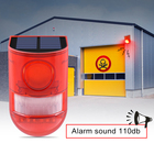 Solar Alarm Lamp 110...