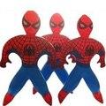 Новинка Человек-Паук Супермен Человек-Паук ПВХ Надувные мультфильм игрушки для детей игры для Детей подарки на день рождения, заполненные воздухом Высота 35 см