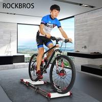Велосипедный тренажер роликовый велосипедный тренировочный инструмент MTB дорожный велосипед Упражнение Фитнес станция езда тренажер инст