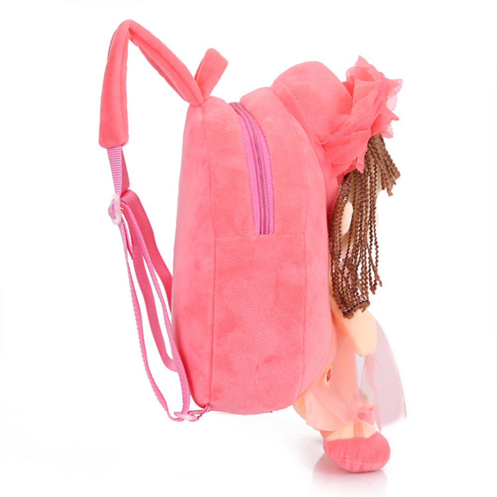 Lovely-Faerie-Plush-Backpacks-Cartoon-soft-Kids-School-Bags-Toys-Kindergarten-Backpack-Toys-Children-Storage-Doll-Baby-Bags-2