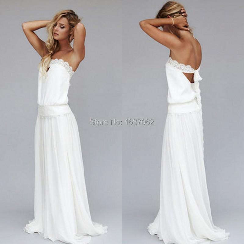 Boho Bridemaids Dresses 2015