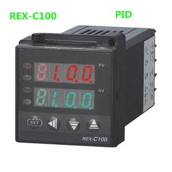 PID Digital Temperature Control Controller Thermocouple 0 to 400 Degree REX-C100  TK0374