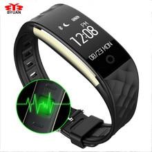 Оригинальный Смарт часы SmartWatch сердечного ритма Мониторы уведомления GPS Спорт трекер удаленного Камера анти-потерянный Беспроводные устройства наручные
