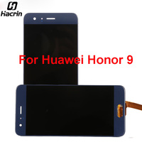 5 15inch For Huawei Honor 9 LCD Display With Touch Screen Panel Replacement 100 Tested Digitizer
