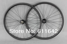 High Quality stableness 29ER Carbon MTB Wheels front 28h rear 28h 700c mountain wheelset 1510g 25mm rims