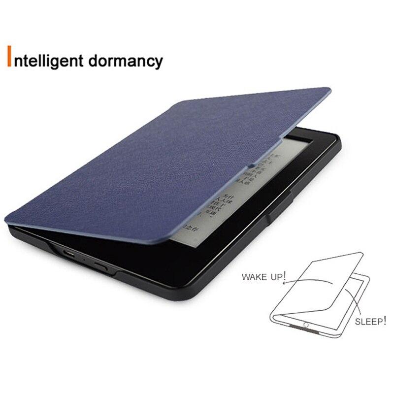 Amazon Kindle Paperwhite üçün Ultra İncə Qapaq Qutusu 1 2 3th 6 - Planşet aksesuarları - Fotoqrafiya 4