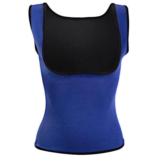 Sauna Slimming Waist Trainer Vest