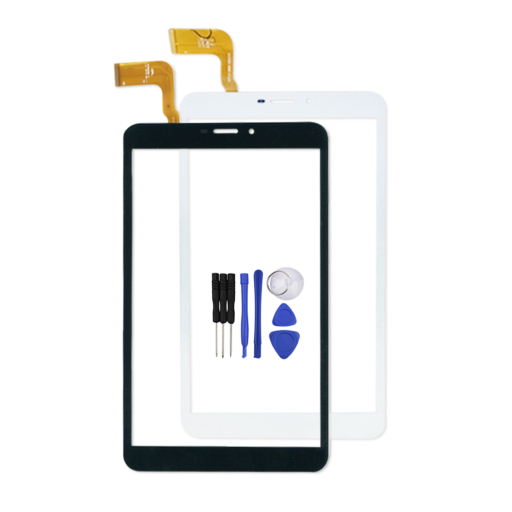 New Touch Panel for Ginzzu GT-X853 8 inch Table Digitizer Glass  Sensor Replacement Free Shipping for sq pg1033 fpc a1 dj 10 1 inch new touch screen panel digitizer sensor repair replacement parts free shipping