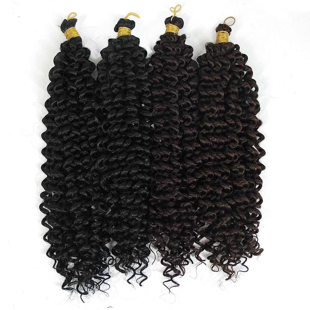 Synthetic Braiding Hair Extensions Water Wave Bundles Blonde 613 Bundles Freetress Synthetic Hair Crochet Braids Bulk Hair ...