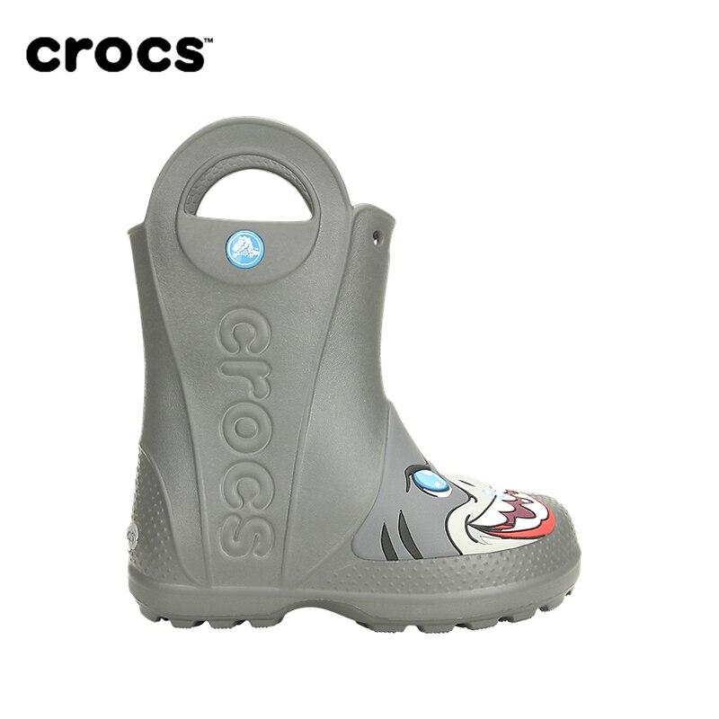 CROCS Crocs FL Creature Rain Boot K KIDS creature футболка creature the bible white