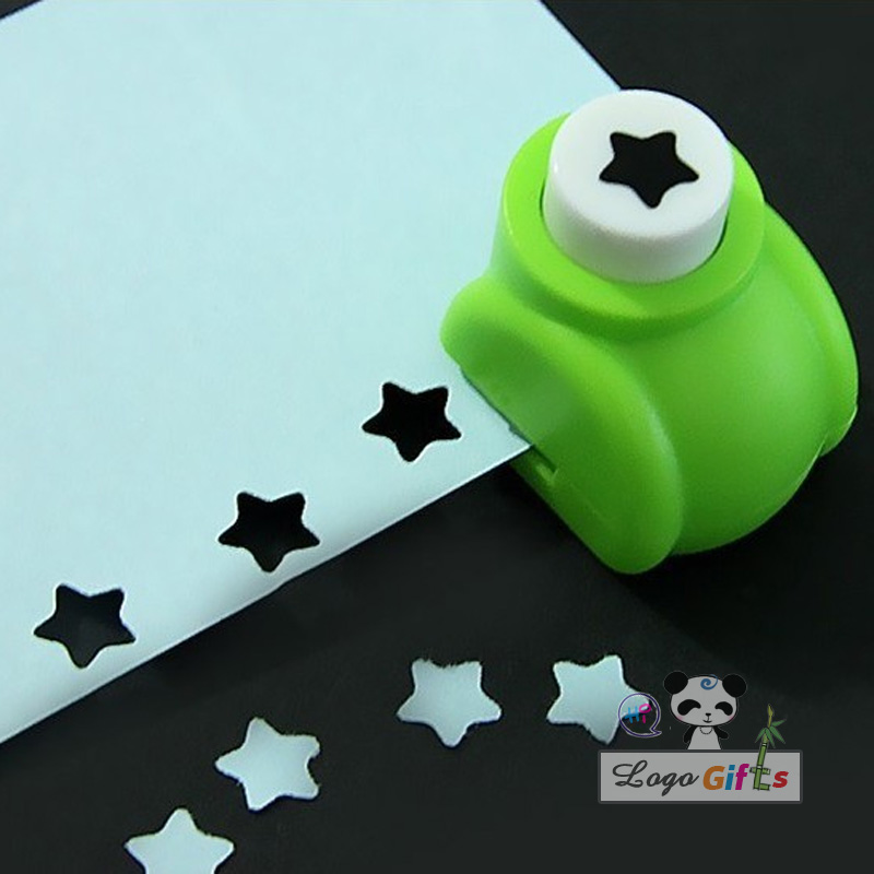 1 quot mini cute wedding cards maker Circle eva foam punch child DIY craft punch scrapbook paper cutter punches Embosser in Hole Punch from Office amp School Supplies