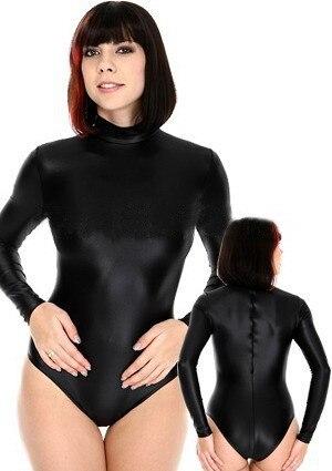 Free Shipping Unisex Black Lycra Spandex Zentai Leotard Sexy Unitard Zentai Second Skin Catsuit