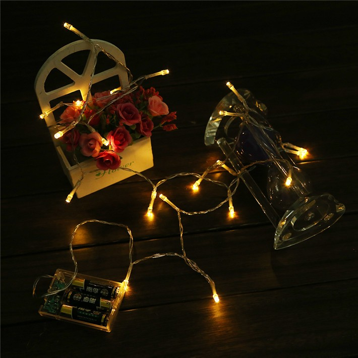 LED String Light Use Battery Fairy Lights Christmas Party 30leds 3M 11street Malaysia ...