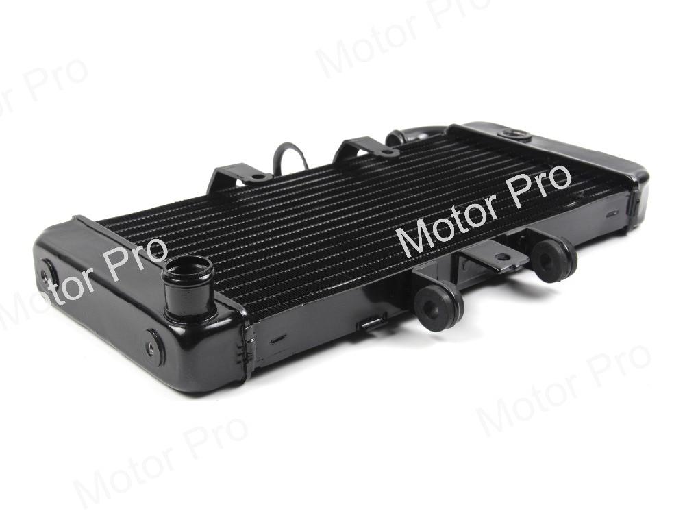 Radiator For HONDA CB 400 VTEC 1999 2000 2001 2002 2003 2004 2005 2006 2007 2008 2009 2010 CB400 Motorcycle Cooling cooler BLACK