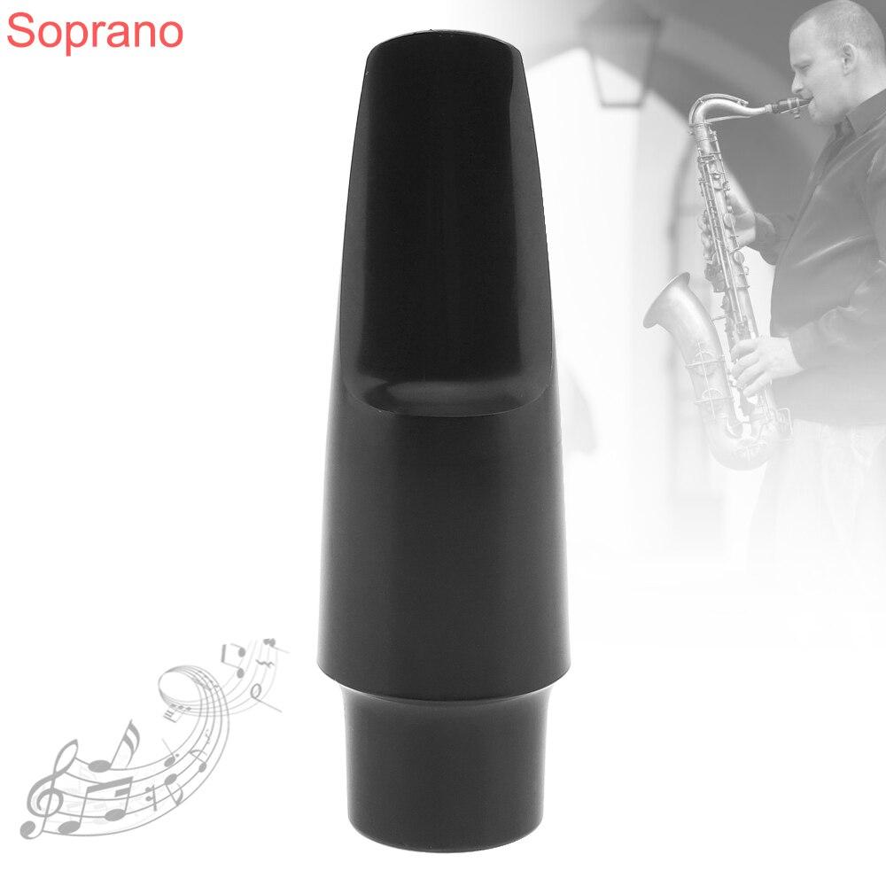 Professional Bakelite Soprano Saxophone Mouthpiece Sax Instruments Parts
