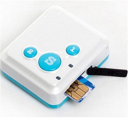цена на Mini Kids GPS Tracker Personal Child GPS Locator RF-V16 / RF-V18 Real Time Tracking 7 Days Standby SOS Voice Free APP Tracking