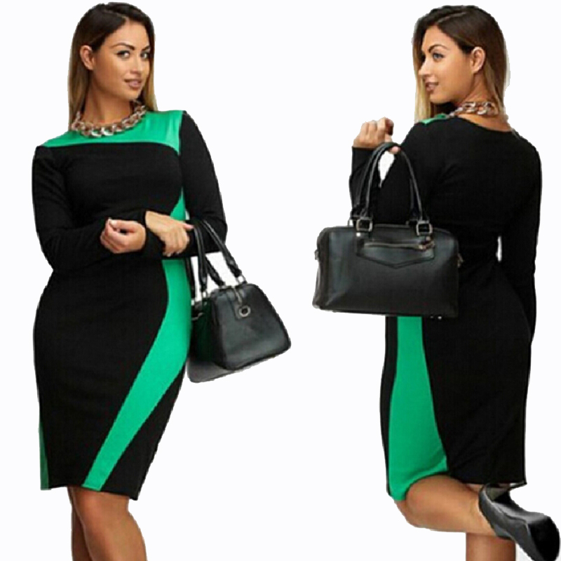 78924609bda07 Sakazy Women Big Plus Size 6XL Elegant Summer Dress Casual Bodycon ...