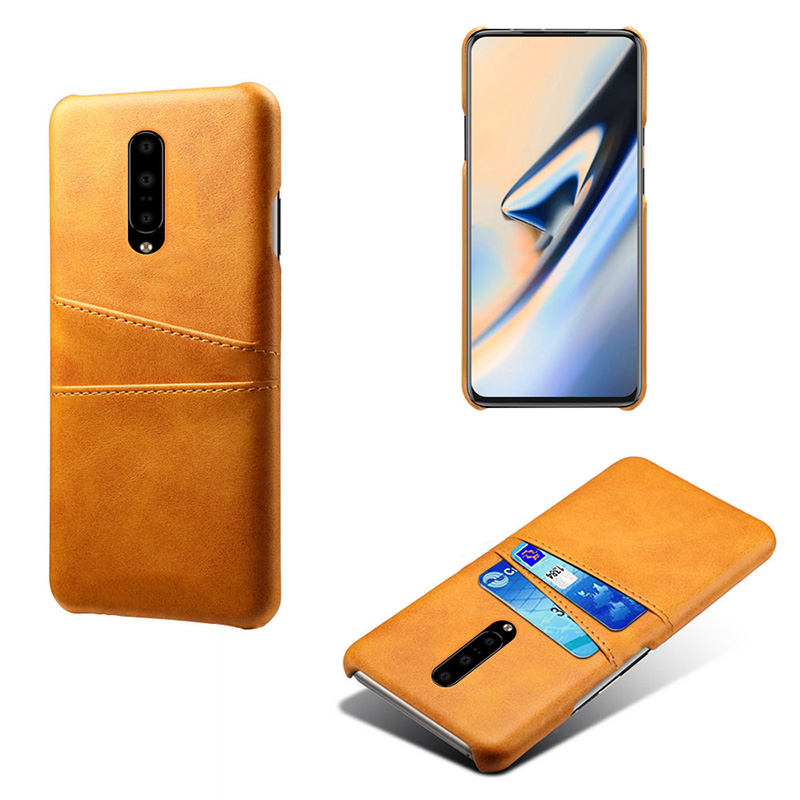 Card Holder Case For Oneplus 7 Pro <font><b>6T</b></font> <font><b>Leather</b></font> Wallet Slots <font><b>Cover</b></font> For Oneplus 1+7 Pro For <font><b>One</b></font> <font><b>plus</b></font> <font><b>6T</b></font> 6 1+<font><b>6T</b></font> 5T 1+5T Phone Case image