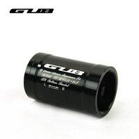 1 pcs Adaptador Adaptador Pedaleiro GUB CNC de Alumínio Para MTB Quadro De Carbono de 42mm * 68mm BC-1.37 * 24 T