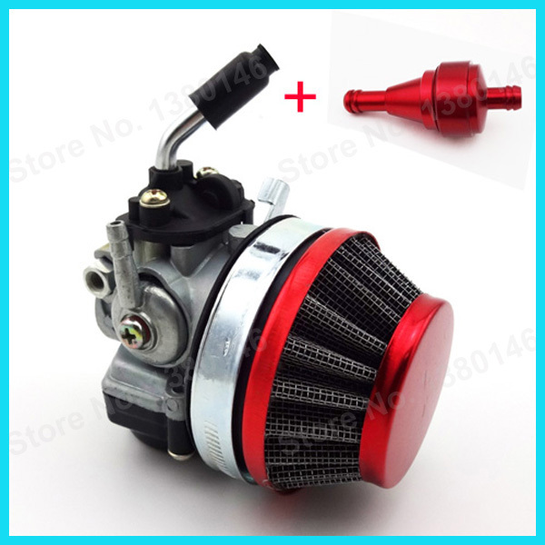 red racing carb carburetor gas fuel filter for 2 stroke gas Fuel Filter Diagram red racing carb carburetor gas fuel filter for 2 stroke gas motorized bike bicycle mini