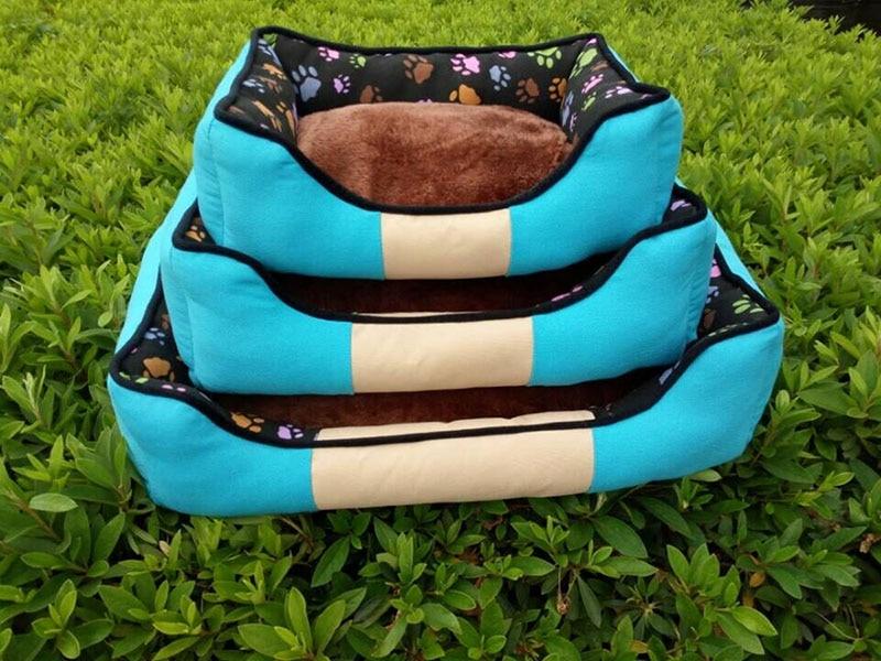 Nouveau canapé pour animaux de compagnie doux chaud lit pour animaux de compagnie chien coussin chiot chat tapis de haute qualité chien maison chenil chine fournitures pour animaux de compagnie