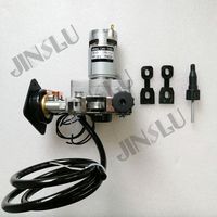 Free Shipping 12V DC Mig Welding Wire Feeder Motor ZK775S 775S 0.8 1.0mm