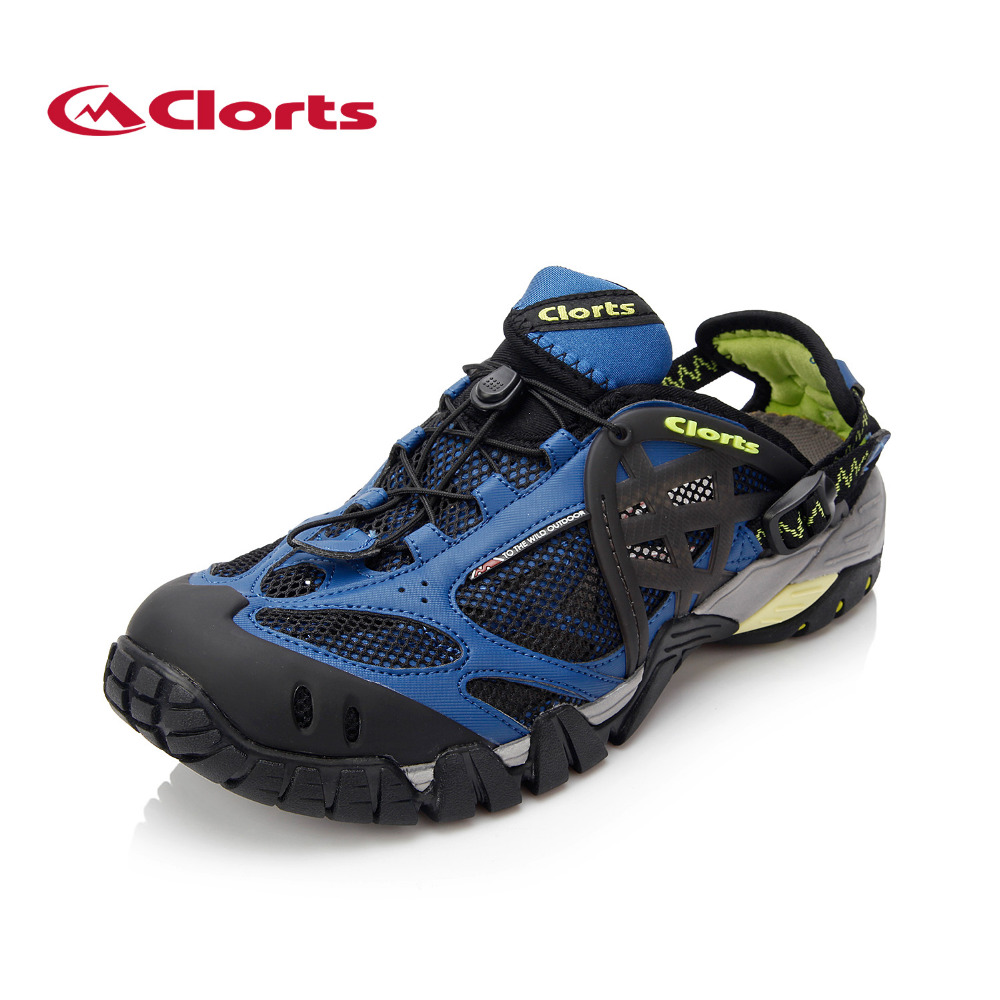 64d107d24ddc 2019 Clorts Mens Water Shoes Summer Breathable Upstream Shoes Outdoor Quick  Dry Lightweight Aqua Shoes Free
