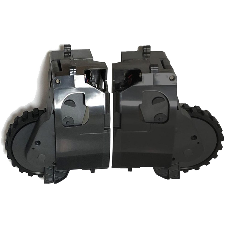 Top Sale Caster Wheel Motor for Xiaomi Mi Robot Vacuum Cleaner 2 Roborock S50 S51 S55 Vauum Cleaner Robot Repair Parts(L+R) Vacuum Cleaner Parts     - title=