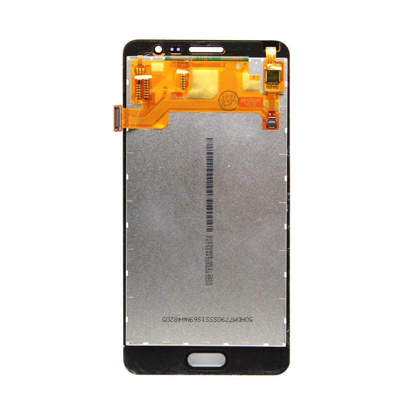 Image 2 - For Samsung Galaxy On5 LCD Display Touch Screen with Digitizer G5500 G550FY G550T Front Glass Assembly parts Replacement Parts-in Mobile Phone LCD Screens from Cellphones & Telecommunications on