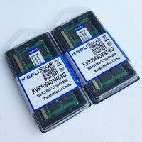 Новый 2x8 ГБ DDR3 pc3 8500 1066 мГц sodimm 204 контактный Тетрадь памяти cl7 памяти ноутбука Оперативная память 8 г 1066 мГц низкой плотности Non ECC протестирова