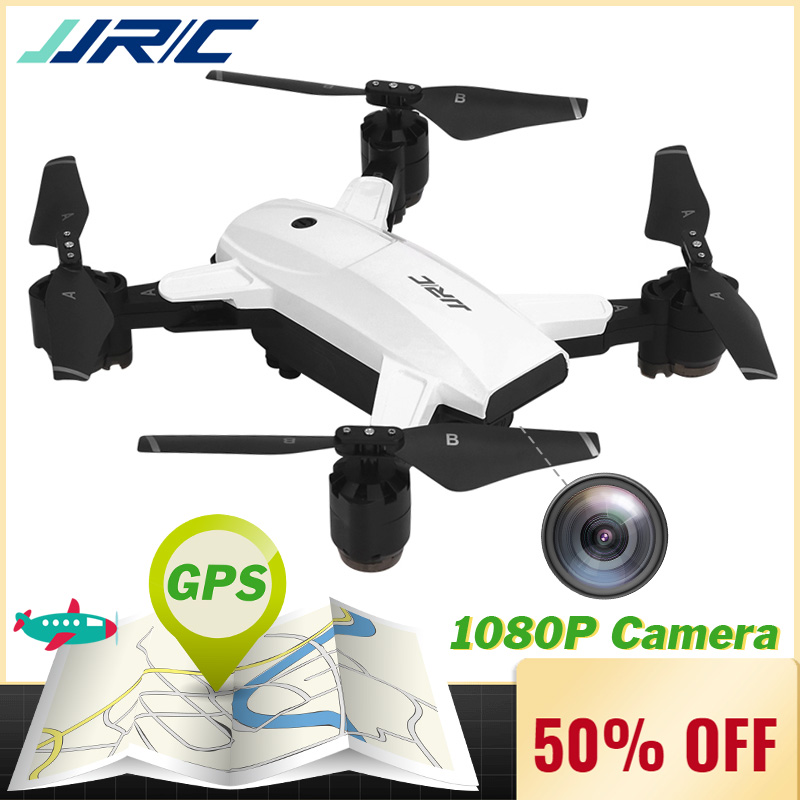 JJRC H78G Professional Drone GPS Quadrocopter with Camera HD 1080P 5G WiFi Wide Angle Dron Toys for Kids 15 Mins Flight Time